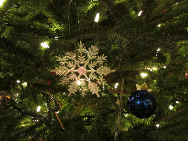 Seeing with the Heart in the Christmas Rush